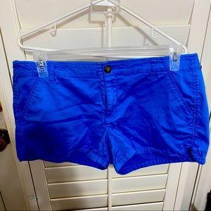 Stunning Royal Blue Shorts